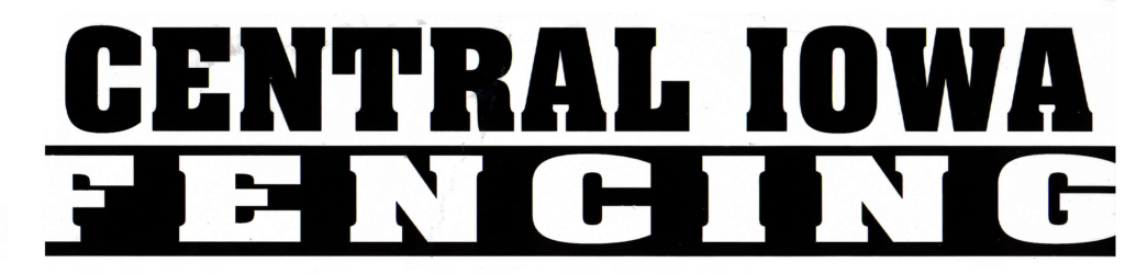 central iowa fencing logo